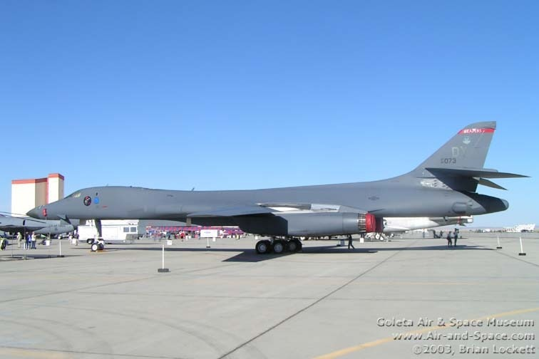 Boeing (Rockwell) B1B Lancer Pictures