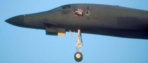 Boeing (Rockwell) B1B Lancer Release Date