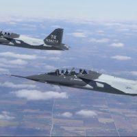 Boeing TX Trainer Concept