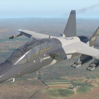 Boeing TX Trainer Images