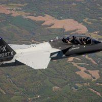 Boeing TX Trainer Powertrain