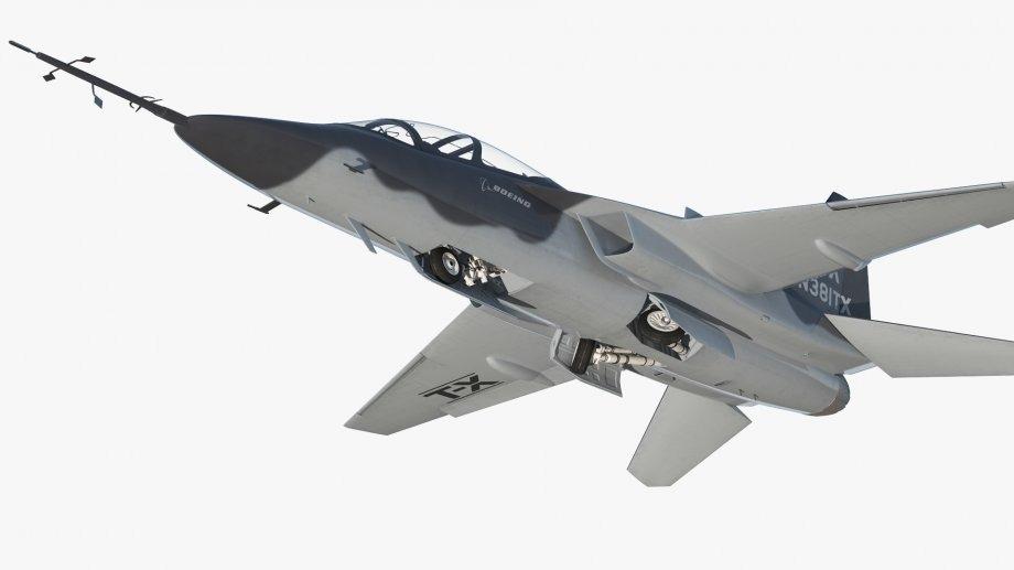 Boeing TX Trainer Redesign