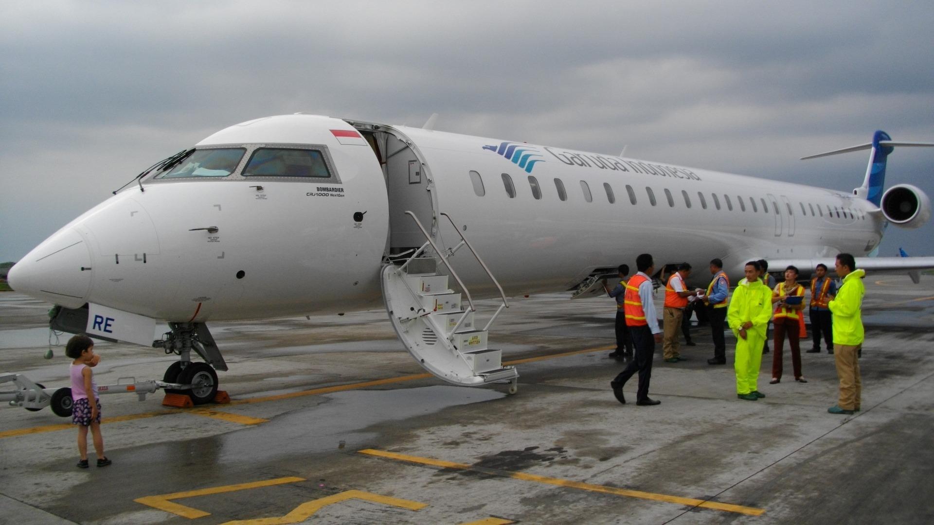 Bombardier CRJ1000 Release Date