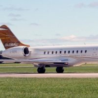Bombardier Global 5000 Concept