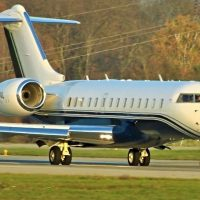 Bombardier Global 5000 Redesign