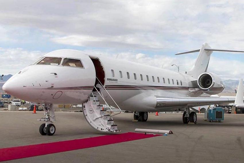 Bombardier Global 6000 Specs