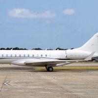 Bombardier Global 6000 Spy Shots