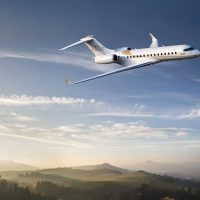 Bombardier Global 6500 Engine