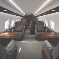Bombardier Global 6500 Exterior