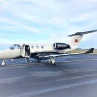 Cessna Citation M2 Spy Shots