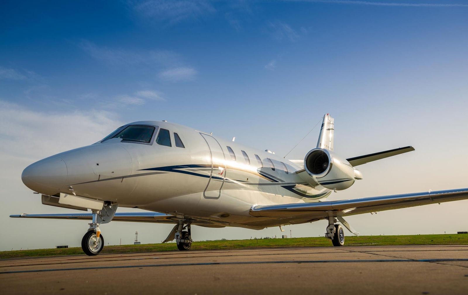 Cessna Citation XLS+ Spy Shots