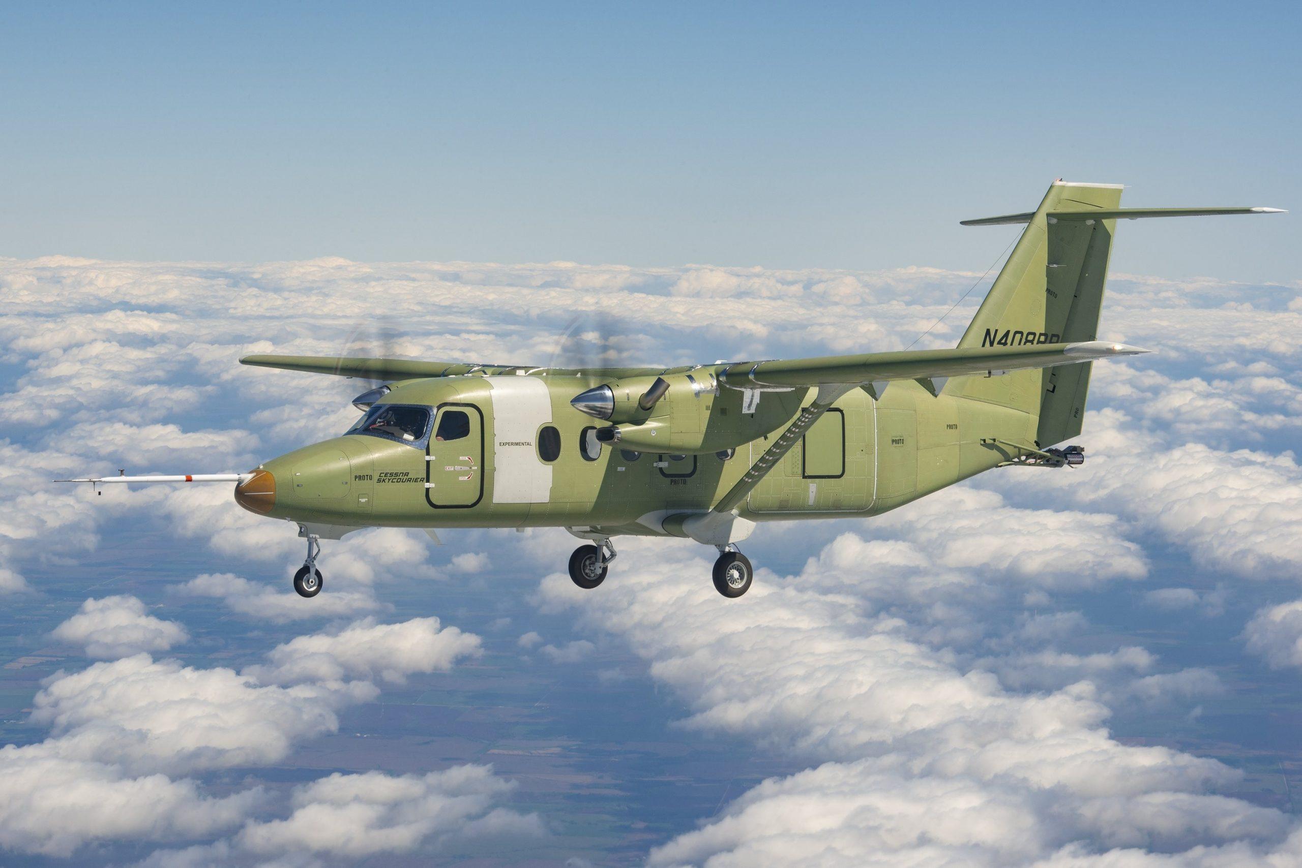Cessna SkyCourier Interior