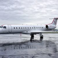 Embraer ERJ135 Drivetrain