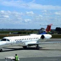 Embraer ERJ135 Exterior
