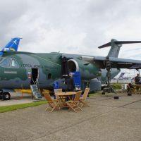 Embraer KC390 Engine