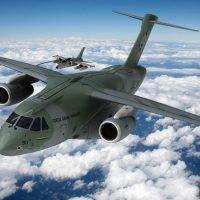 Embraer KC390 Images
