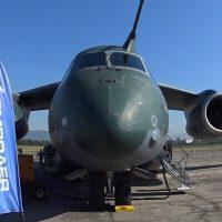 Embraer KC390 Spy Photos