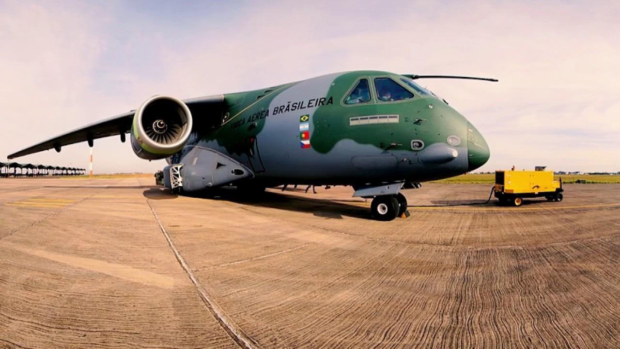 Embraer KC390 Wallpaper