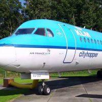 Fokker 100 Images