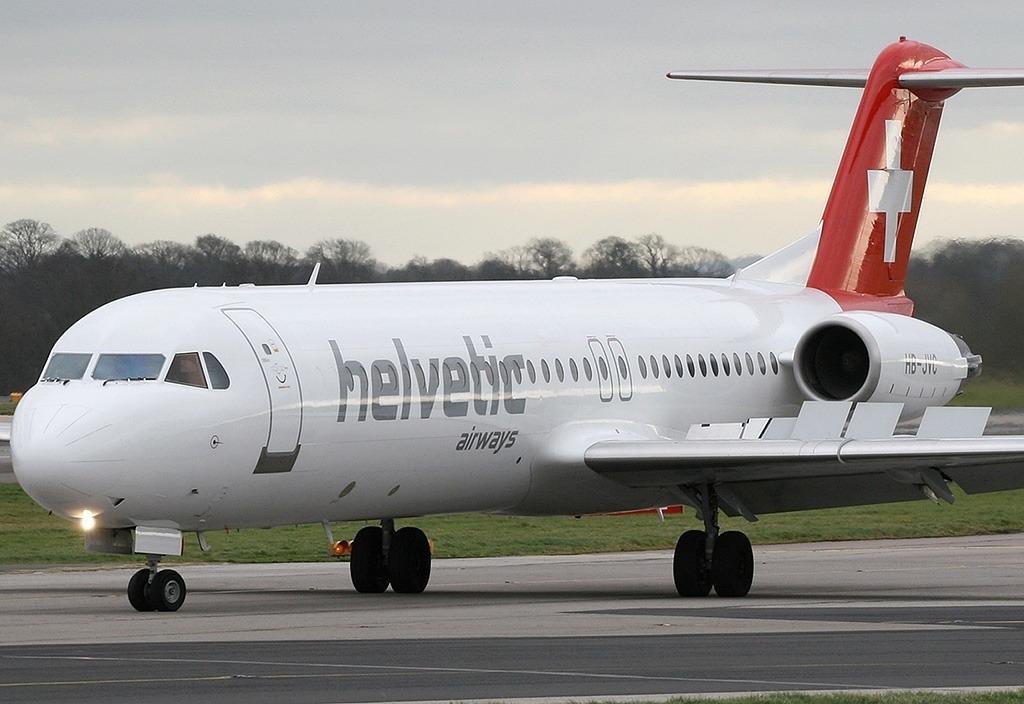 Fokker 100 Powertrain