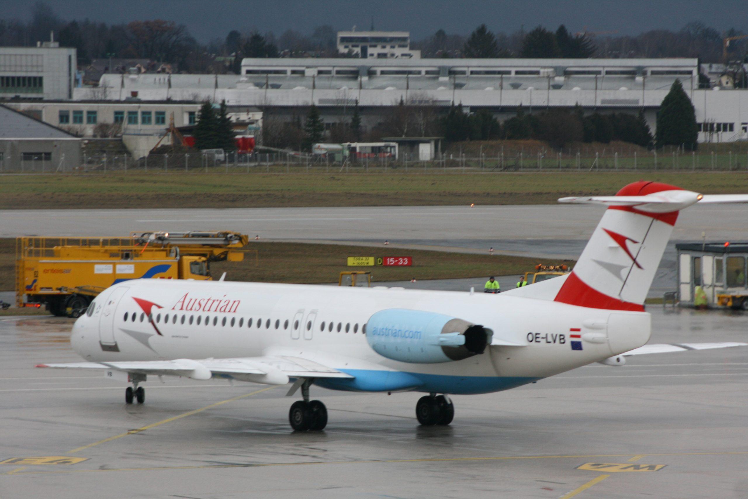 Fokker 100 Redesign