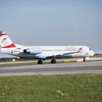 Fokker 100 Spy Shots