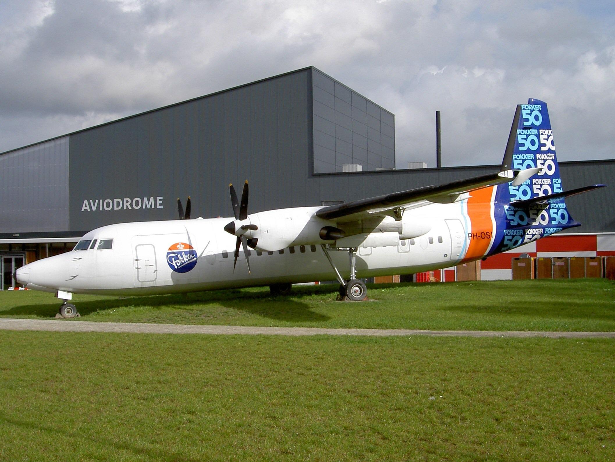 Fokker 50 Concept