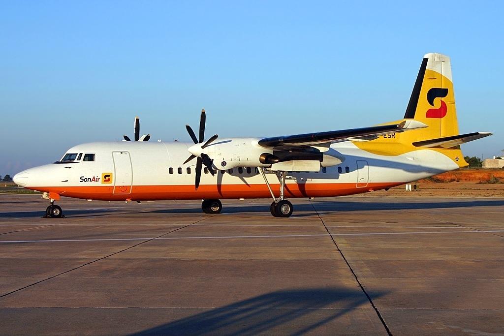 Fokker 50 Drivetrain