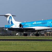 Fokker 70 Engine