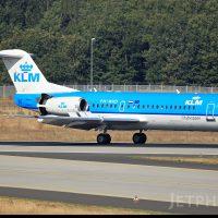Fokker 70 Redesign