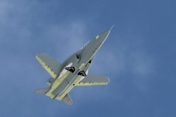 KB SAT SR10 Jet Trainer Redesign
