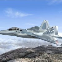 Lockheed Martin F22 Raptor Engine