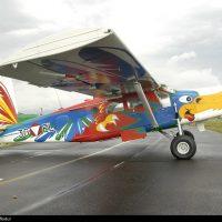 Pilatus PC6 Porter Spy Photos