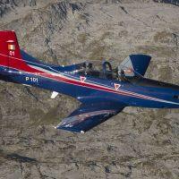 Pilatus PC7 MkII Concept