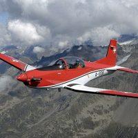 Pilatus PC7 MkII Images