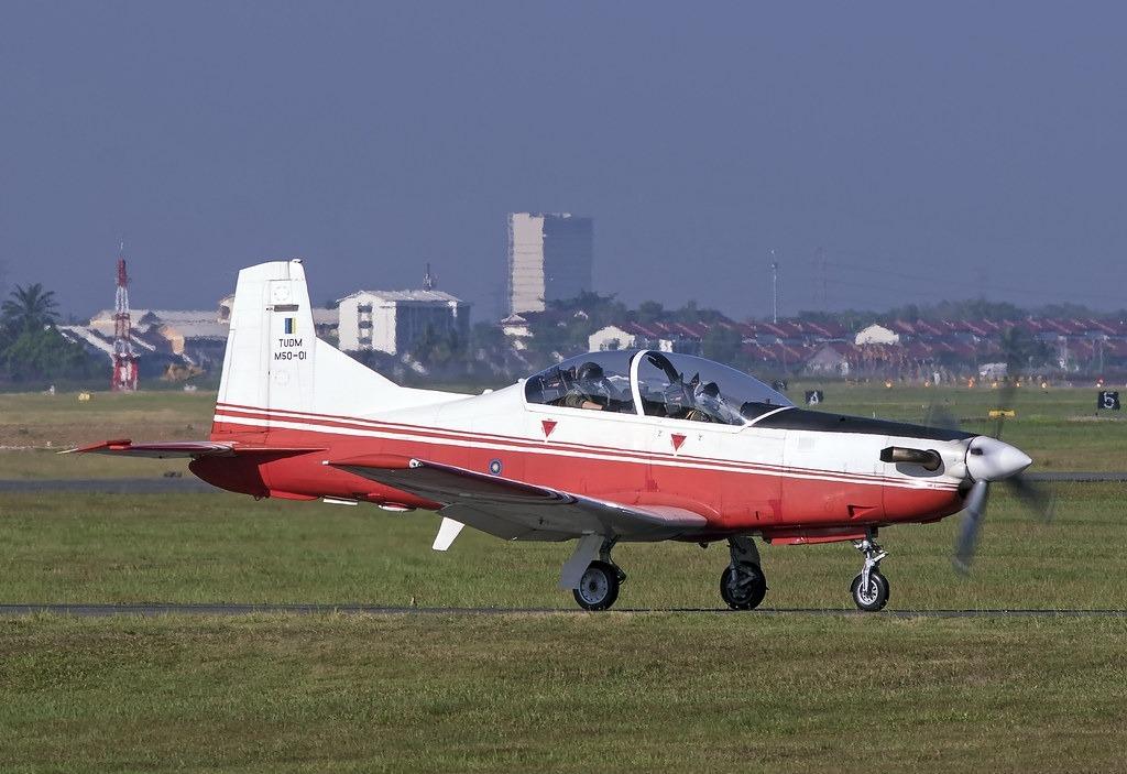 Pilatus PC7 MkII Pictures