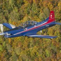 Pilatus PC7 MkII Wallpaper
