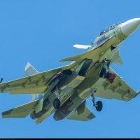 Sukhoi Su30SM Fighter Jet Images