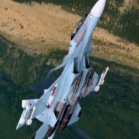 Sukhoi Su30SM Fighter Jet Spy Shots