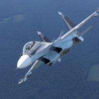 Sukhoi Su30SM Fighter Jet Wallpaper