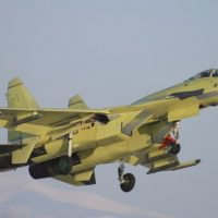 Sukhoi Su35 Fighter Spy Shots