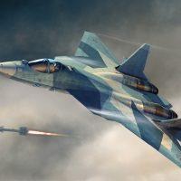 Sukhoi Su57 (T50) PAKFA Images