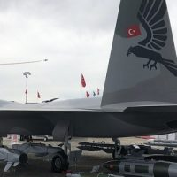 TAI TFX Stealth Fighter  Drivetrain