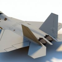 TAI TFX Stealth Fighter  Pictures
