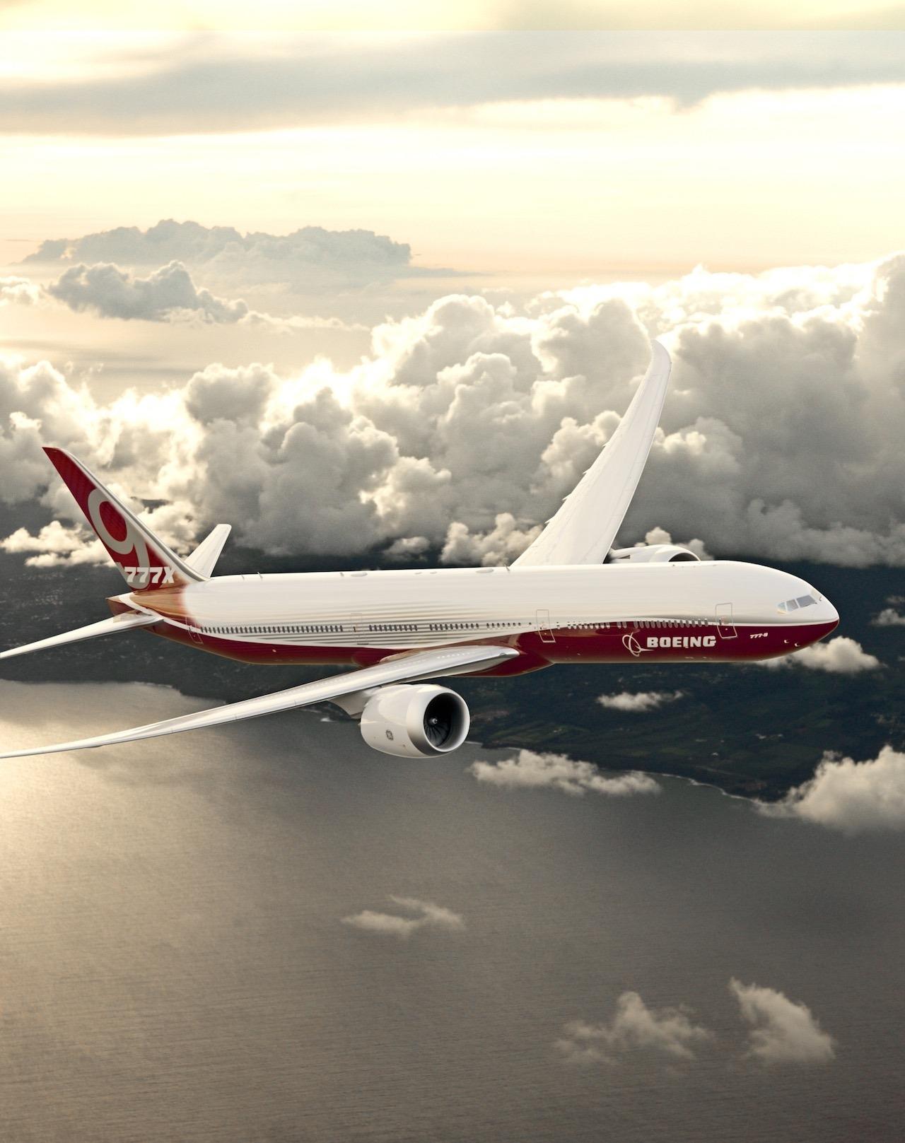 Boeing 7779X Powertrain