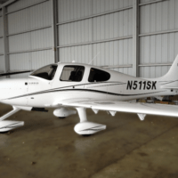 Cirrus Perception Airplane Wallpapers