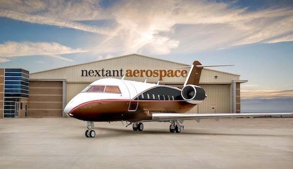 Nextant 604XT Redesign