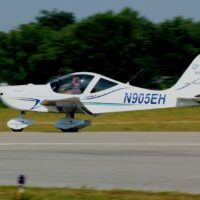 ONE Light Sport Aircraft Interior