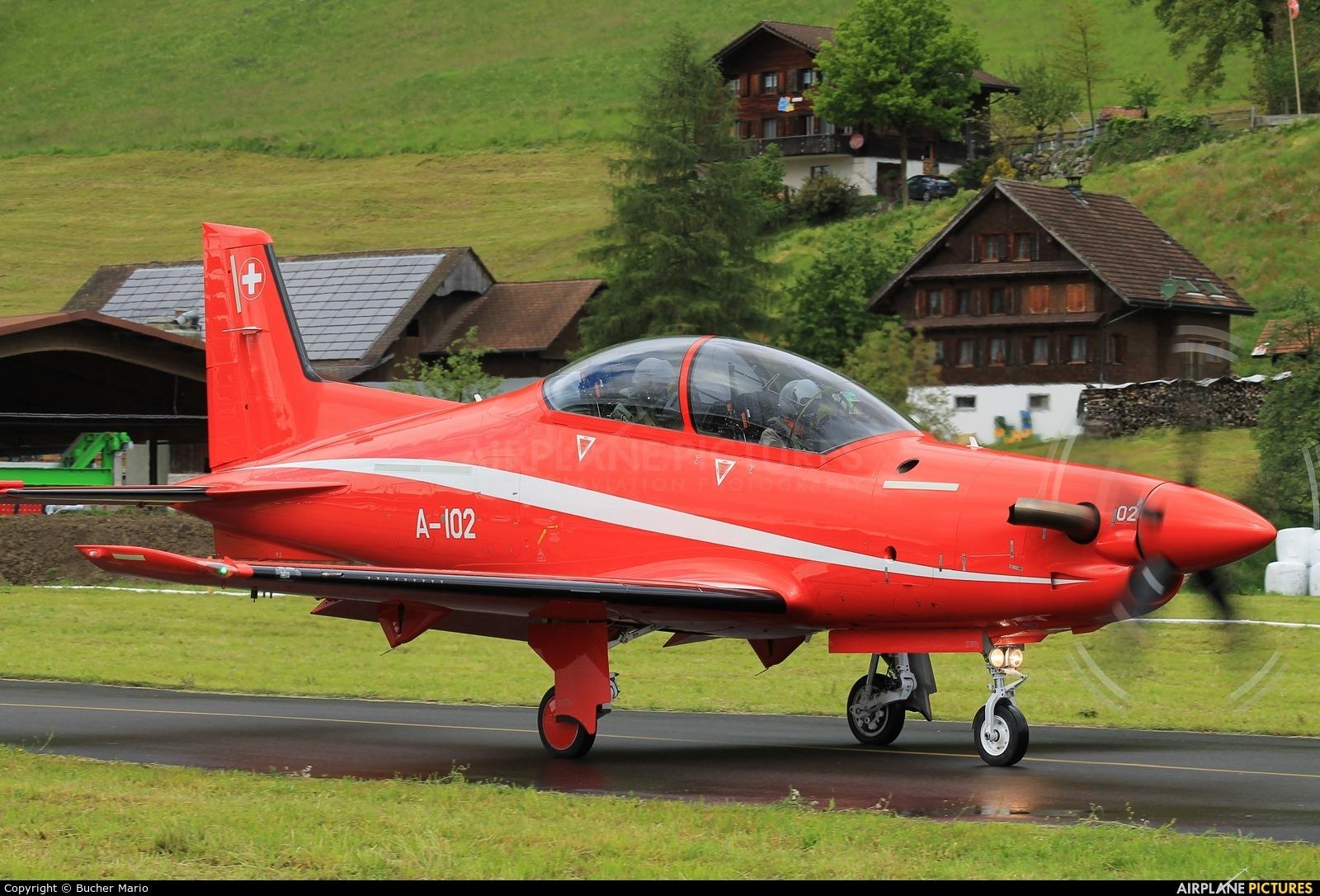 Pilatus PC21 Redesign