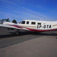 Piper PA34 Seneca V Spy Shots